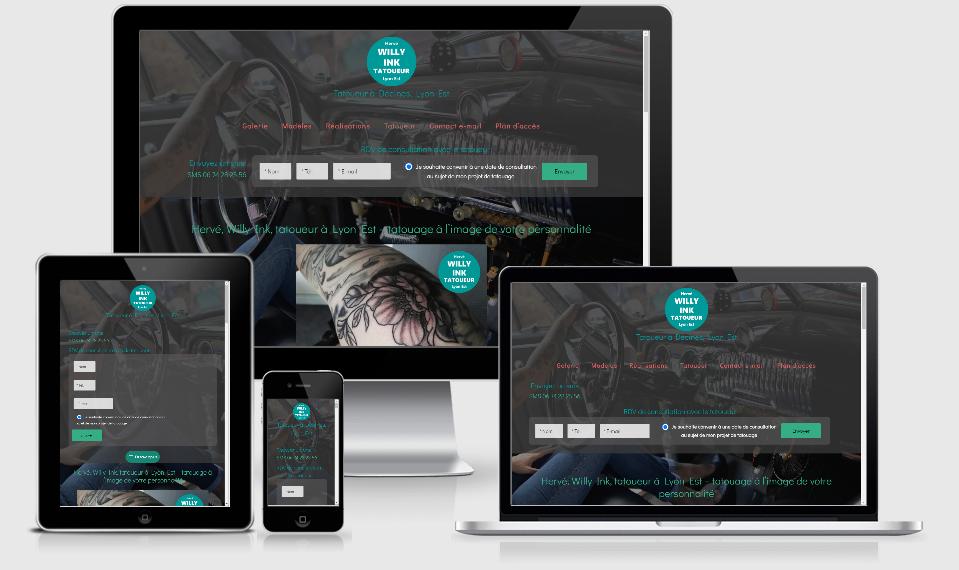 willyinklyonest creation site internet pour petite entreprise