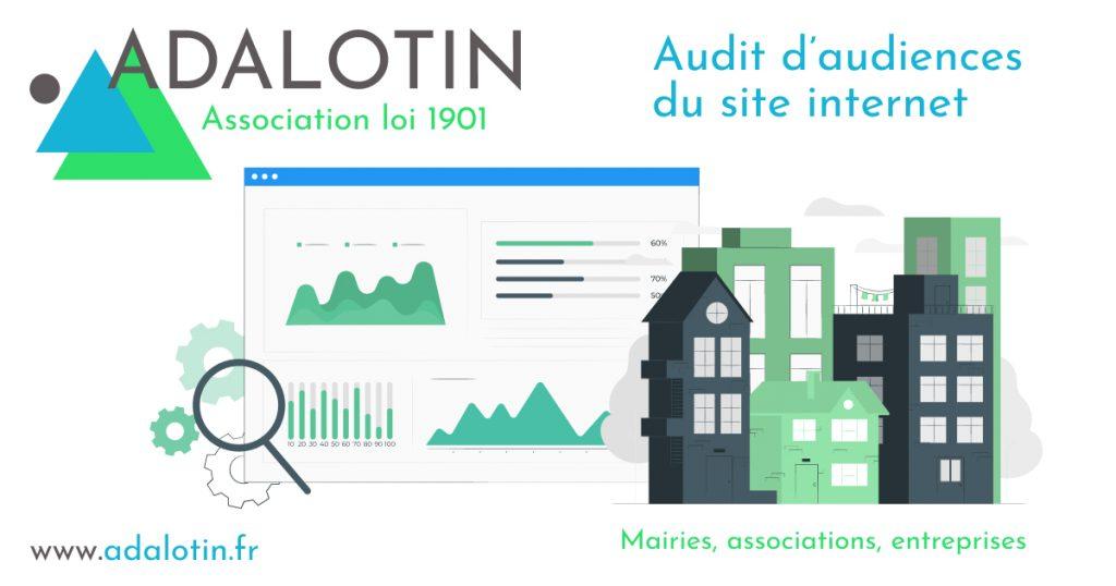Audit Audiences Site Internet