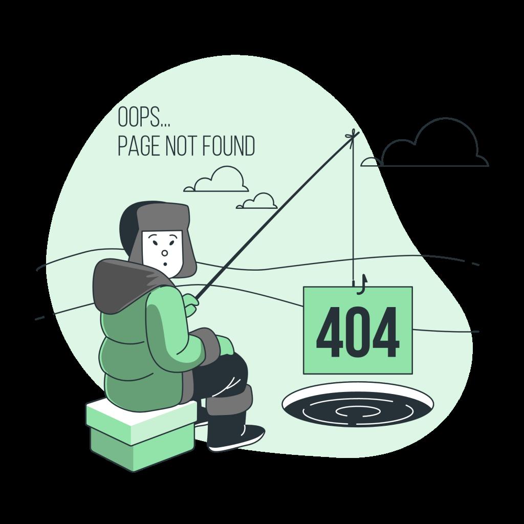 404 Error Bro